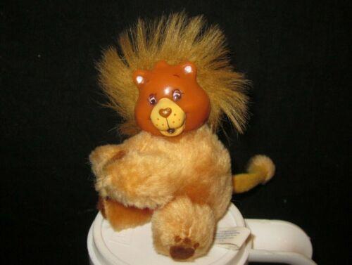 "American Greetings ""Care Bears Cousins Braveheart Lion Pencil Hugger"" 1985"