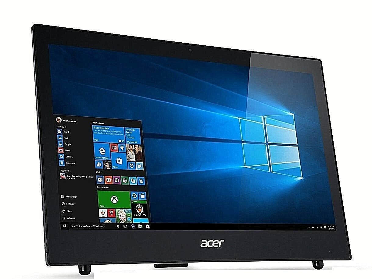 PC ALL-IN-ONE ACER ASPIRE Z1-601 wi-fi