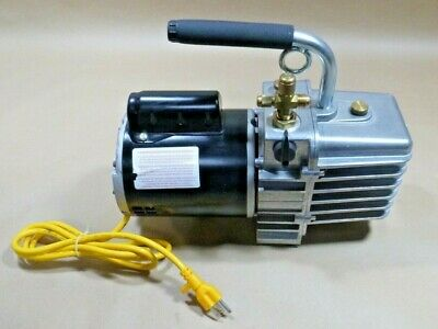 New Jb Vacuum Pump 5 Cfm 2 Stage 120v Pn Dv-142n