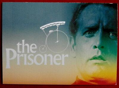 THE PRISONER - Card #01 - Header Card - Unstoppable Cards - 2018