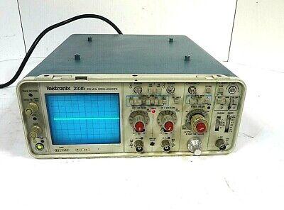 Tektronix 2335 100 Mhz Oscilloscope - Free Shipping