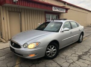 2006 BUICK ALLURE CXL 3.8 LEATHER MOON SAFETY WARRANTY