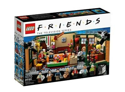 LEGO Ideas #21319 Central Perk Friends The Television Series
