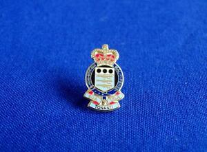 ROYAL ARMY ORDNANCE CORPS ( RAOC ) LAPEL PIN