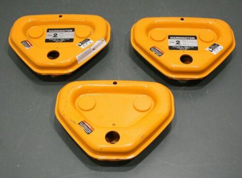 PARTIAL - Harrington Manual Push Trolley PTF2020, 2 Ton