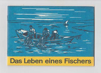 Das Leben eines Fischers Bilder Verse Geschichten aus der Bibel für Kinder  1970 (Bibel-verse Für Kinder)