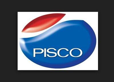 Pisco Pc58-n4u Lot Of 5