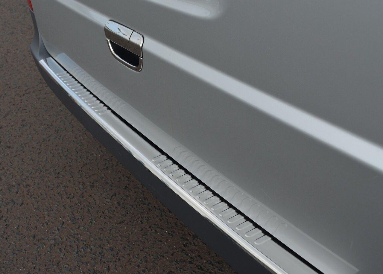 MERCEDES VITO I W638 1996-2003 Rear Bumper Protector Sill Guard Steel