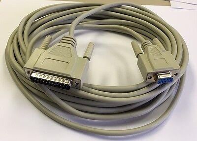 Db9f Modem (3' DB9F/DB25M AT MODEM CABLE)
