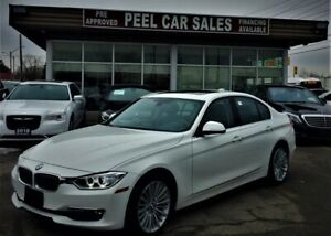 2014 BMW 3 Series 328XDRIVE|LUXURY|SUNROOF|HIDLIGHTS