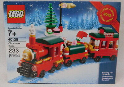 LEGO Creator 40138 Christmas Train Limited Edition Set MISB New 2015