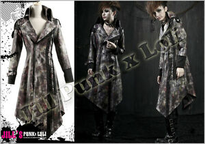 Goth-Visual-Royal-Medieval-Keeper-of-Precepts-pre-washed-trench-coat-388