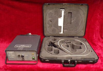 Olympus If11c5-20 Borescope And Hardcase With Als-6250u Lightsource