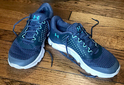 Under Armour Women's Speed Swift 2 Running Shoes Gray Size 8.5