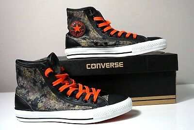 Converse All Star Overlay Hi Top Cactus/Black Basketball Shoes 146461C Size 7 (Cactus Converse)