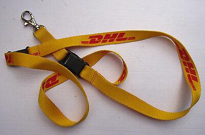 DHL Schlüsselband Lanyard NEU (T223)