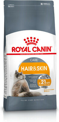 Royal Canin Feline Care Nutrition Hair and Skin Care Cat Food Dry Cat Food 400g