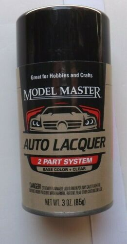 """Testors Model Master 28122 """"FORD ULTRAVIOLET PEARL""""  3 oz. AUTO LACQUER PAINT"""