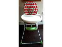 Mothercare highchair in great condition