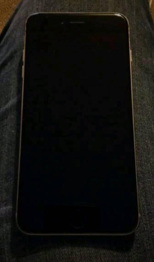 I phone 6 plus 16gb on EE