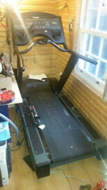 LifeFitness 9500HR gym treadmill