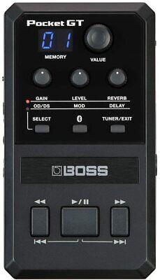 BOSS Pocket-GT Guitar Amp Effects Processor