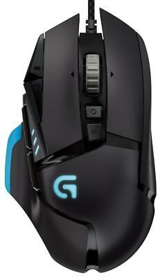 Logitech G502 910-004074 Proteus Core Tunable Gaming Mouse Customizable Surface