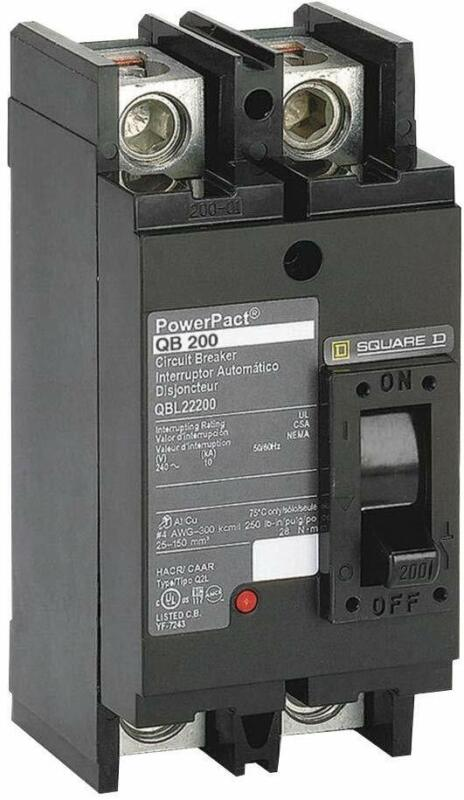 Square D / Schneider Electric QBL22225 (SQD) Circuit Breakers