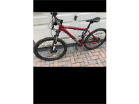 MTB mountain bike voodoo hoodoo top spec Bike