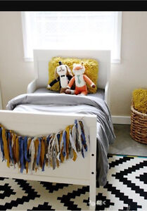 Looking for a white IKEA toddler bed