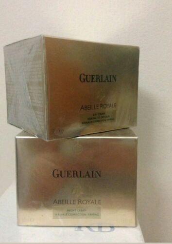 Guerlain Abeille Royale Crema Giorno e Crema Notte Nuove Sigillate