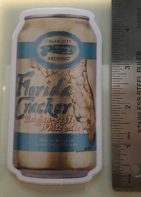 Florida Carcker Cigar City Brewing Company 4.5