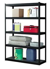 Whalen Heavy Duty Shelf Rack
