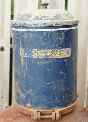 Richmond Hopper Corn Bean W Lid Ih Farmall Planter Hopper Cub Super A 172 178