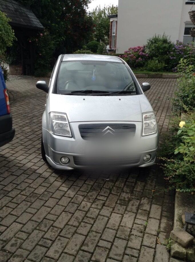 Citroen C2 1.6 auto just had new clutch fan And Radiator