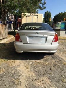 Hyundai Accent 2005 low milage