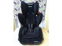 RECARO Young Sport 1/2/3 Combination Childrens Kids Car Seat (9 months to 12 years approximately)