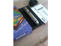 RODE NT3 Cardoid Condenser Microphone - Boxed
