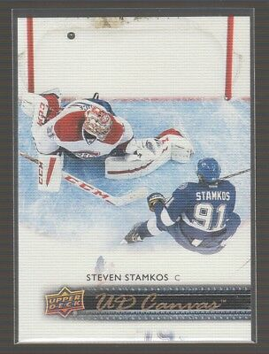 [71106] 2014-15 UPPER DECK CANVAS STEVEN STAMKOS #C195 for sale  Shipping to Canada
