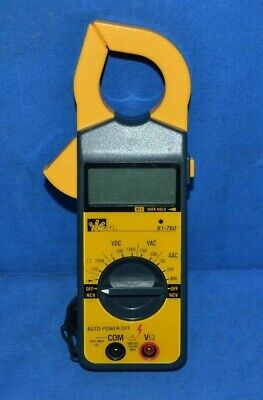 Ideal 61-760 Clamp-on Meter