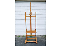 MABEF ADJUSTABLE ARTISTS PAINTING STUDIO EASEL ART STAND DISPLAY