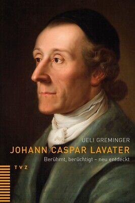 Ueli Greminger Johann Caspar Lavater