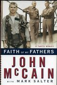 John McCain Signed Book