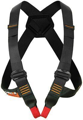 Fusion Climb Skylux Full Body Adjustable Bungee Harness 23kN M-L BLU