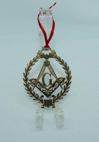 GEORGE WASHINGTON Masonic National Memorial Ornament 1994