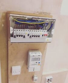 Electrician cheap fast reliable all electrical work undertaken