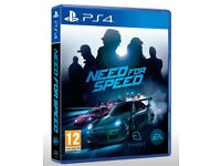 Need For Speed (PS4) hfs
