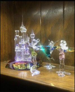Swarovski Disney crystals