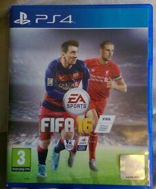 FIFA 16 - PS4 - PlayStation 4