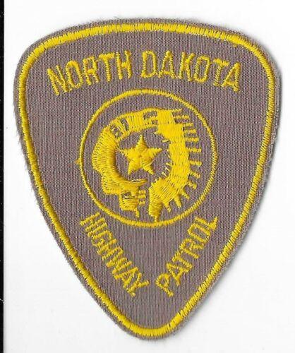 North Dakota Highway Patrol Hat Patch
